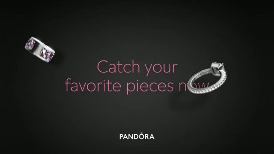 Pandora Black Friday Savings TV Commercial Ad Catch Your Favorite Pieces.mp4