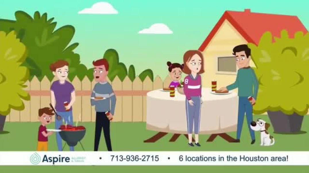 Aspire Allergy & Sinus Effective LongTerm Relief TV Commercial Ad.mp4