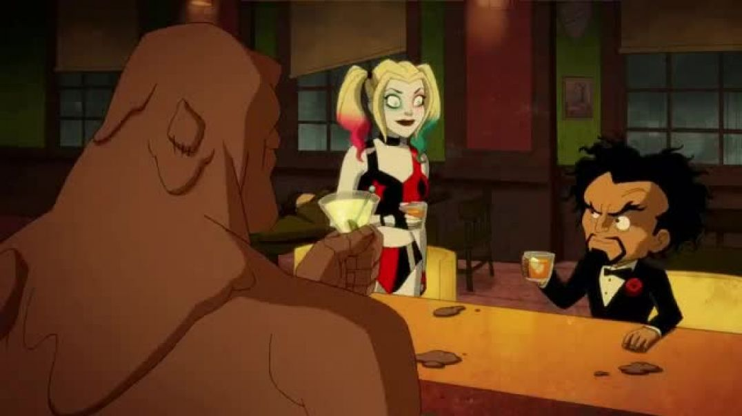 DC Universe TV Commercial Ad Harley Quinn.mp4
