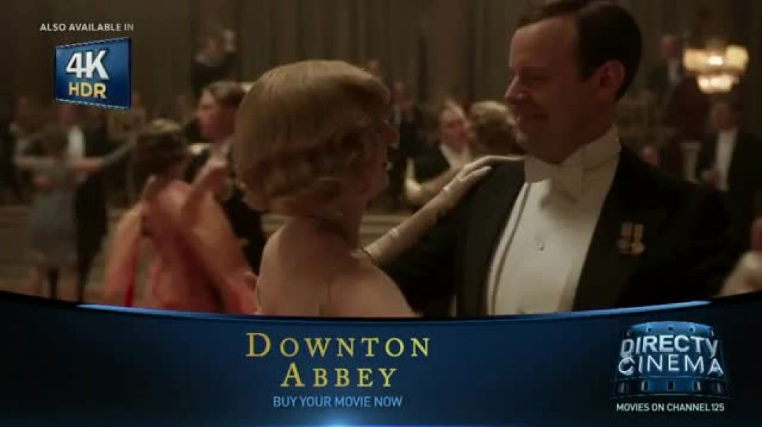 DIRECTV Cinema TV Commercial Ad Downton Abbey.mp4