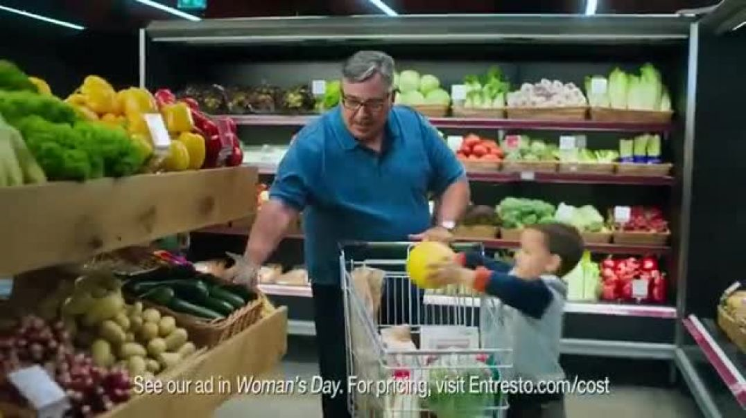 Entresto What Does Help for Heart Failure Look Like TV Commercial Ad.mp4