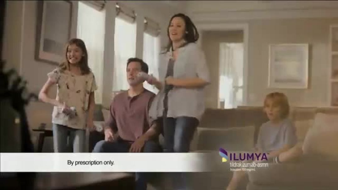 Ilumya Playing Wii TV Commercial Ad.mp4