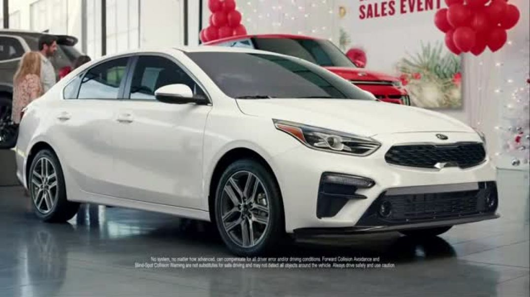Kia Holiday Sales Event TV Commercial Ad Hurry In.mp4