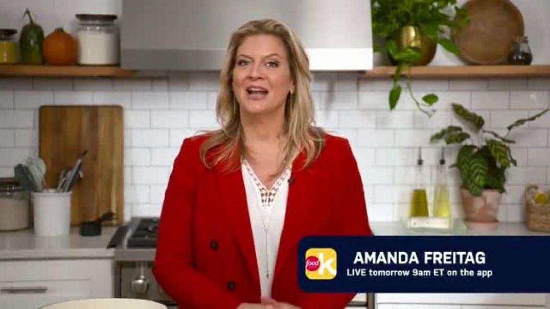Food Network Kitchen App TV Commercial Ad Amanda Freitag Goes Live.mp4