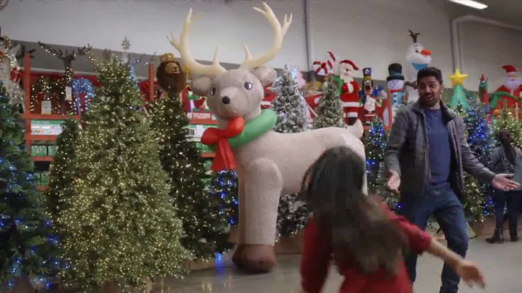 The Home Depot TV Commercial Ad Holidays Free Delivery.mp4