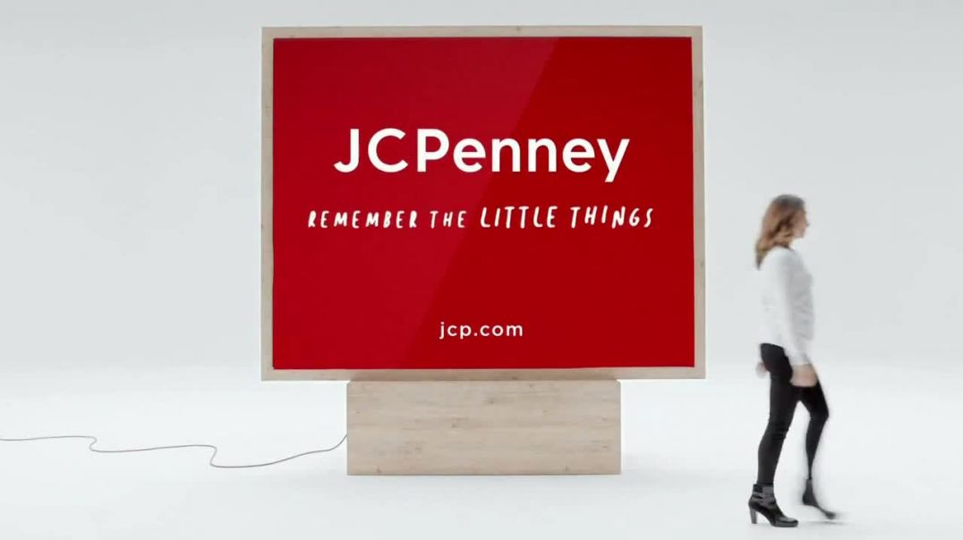 JCPenney Cyber Days TV Commercial Ad Nike, Bedding and Electronics.mp4