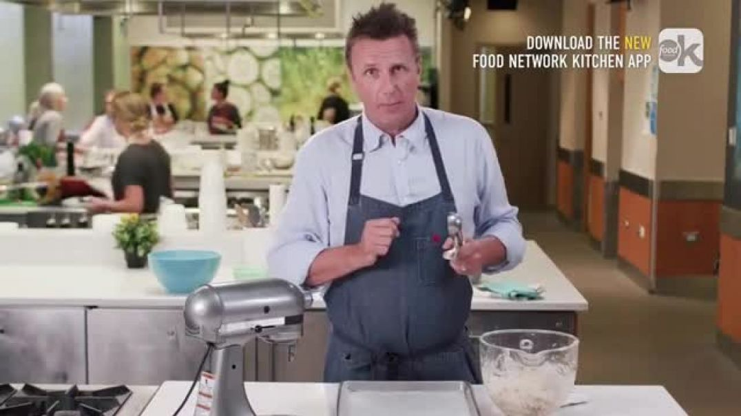 Food Network Kitchen App TV Commercial Ad Cookies Featuring Marc Murphy.mp4