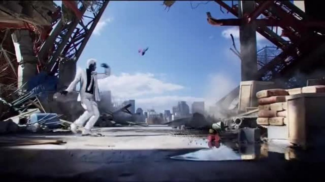 Marvels SpiderMan TV Commercial Ad Be Greater Feat. Francis Magee.mp4
