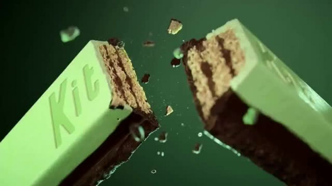 KitKat Duos TV Commercial Ad Minty Flavor.mp4