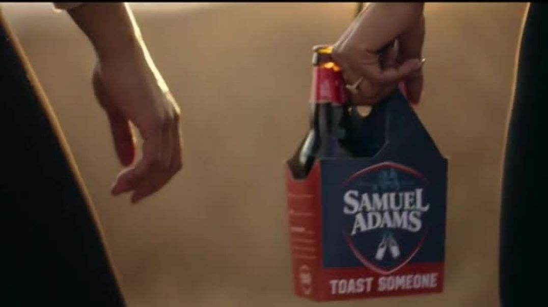 Samuel Adams TV Commercial Ad Toast Someone.mp4
