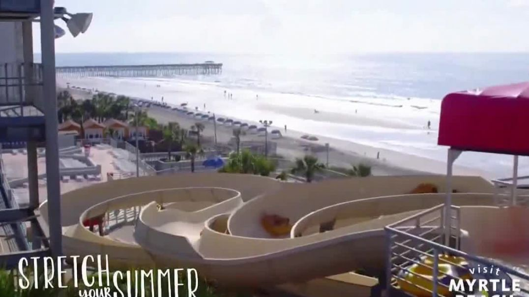 Visit Myrtle Beach TV Commercial Ad Where America Comes to Play Song by Hootie & the Blo