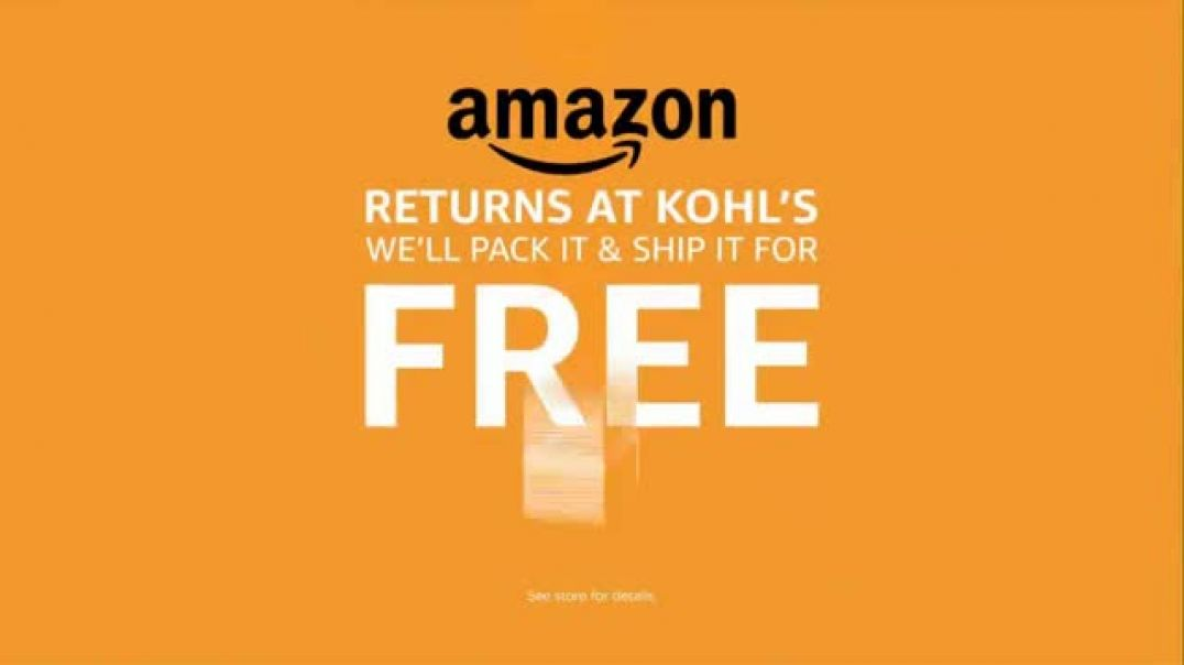 Kohls TV Commercial Ad Holiday Shopping Made Easy.mp4