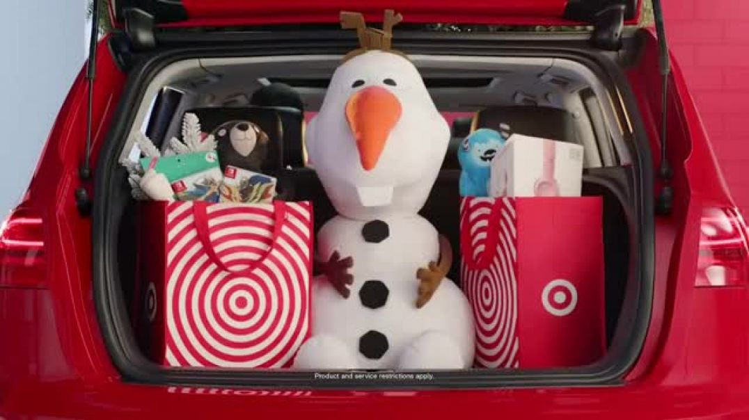 Target Drive Up TV Commercial Ad Holidays Save Time This Season.mp4