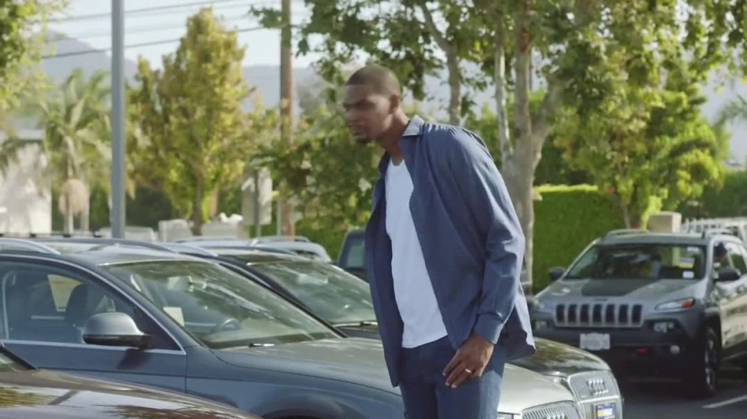 CarMax TV Commercial Ad Grandpa Featuring Justise Winslow, Chris Bosh.mp4
