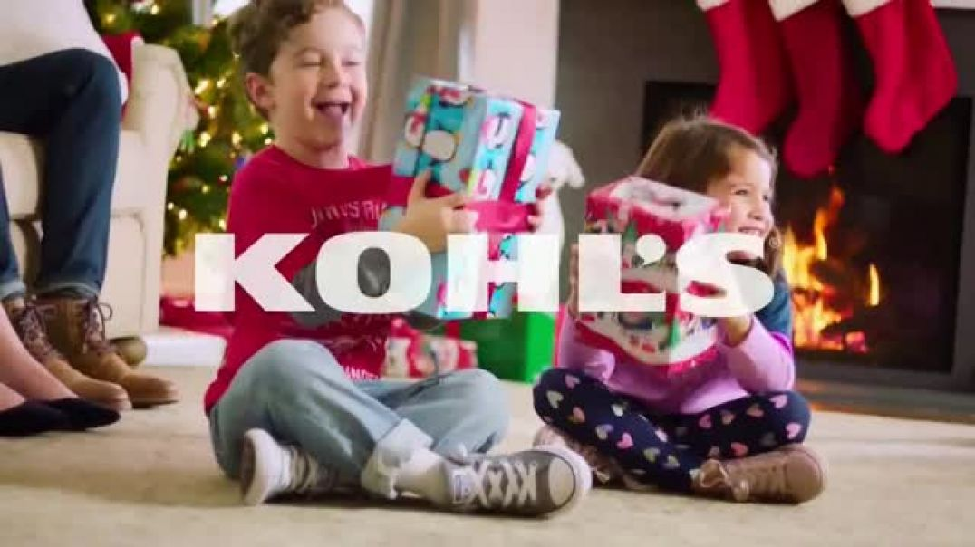 Kohls TV Commercial Ad Holidays Nike, Under Armour and Vans.mp4