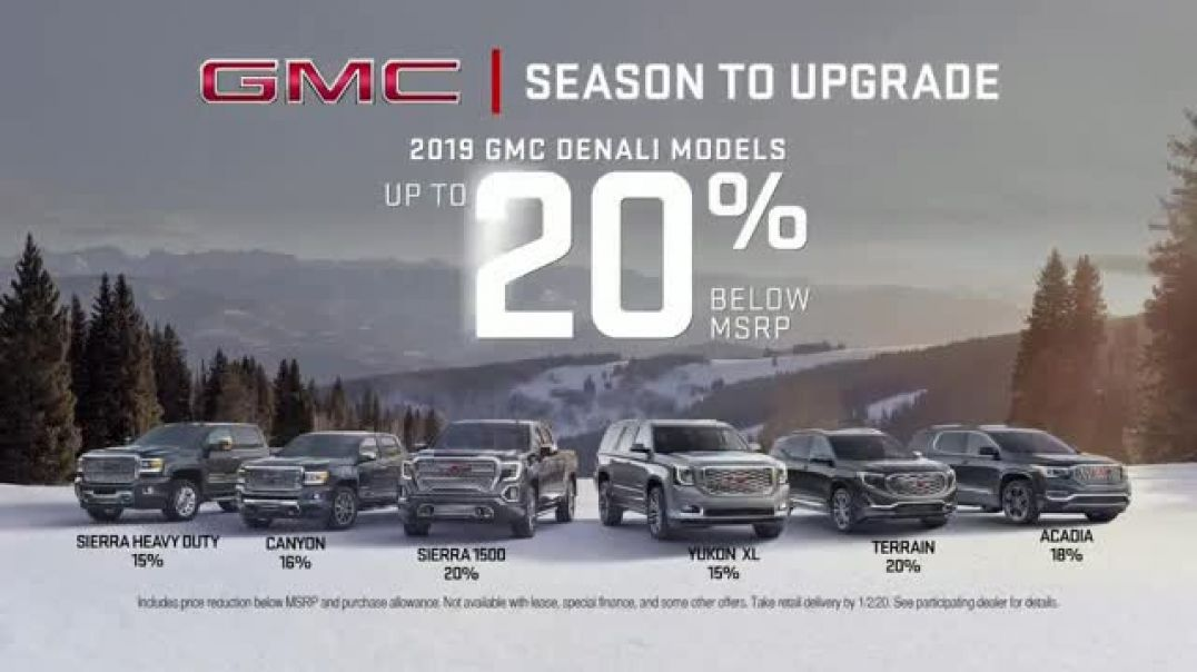 GMC Season to Upgrade TV Commercial Ad Puppy.mp4