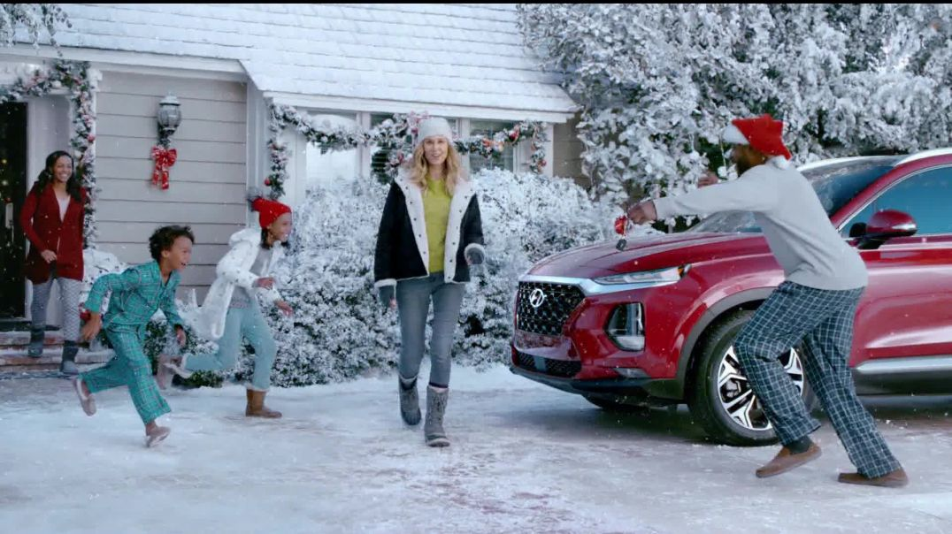 Hyundai Holidays Sales Event TV Commercial Ad Latest Technology.mp4