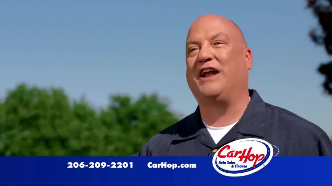 CarHop Auto Sales & Finance Tax Time Specials TV Commercial Ad How Can I Afford a Car.mp