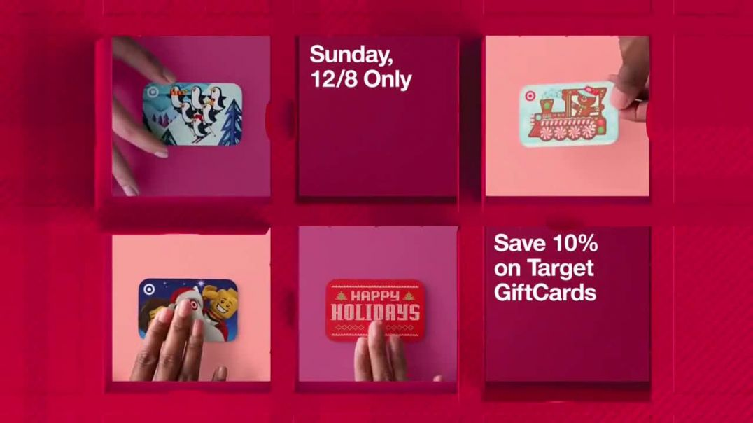 Target TV Commercial Ad HoliDeals Gift Cards Song by Sam Smith.mp4