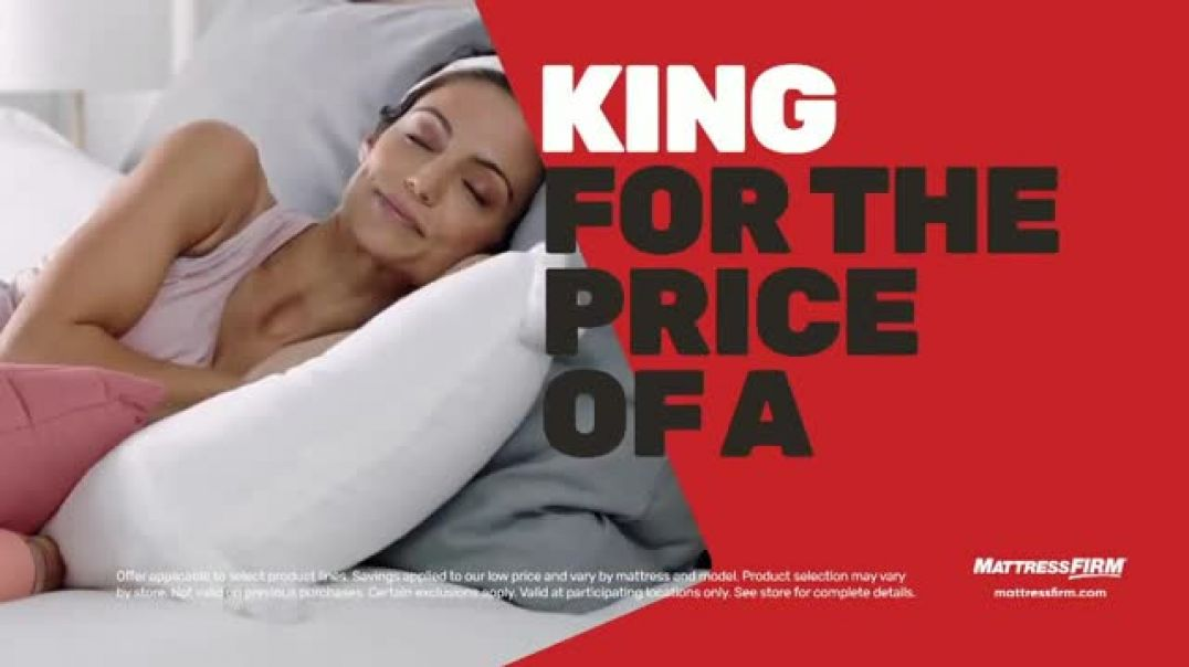 Mattress Firm Best Deal of the Season TV Commercial Ad Perfect Sleeper.mp4