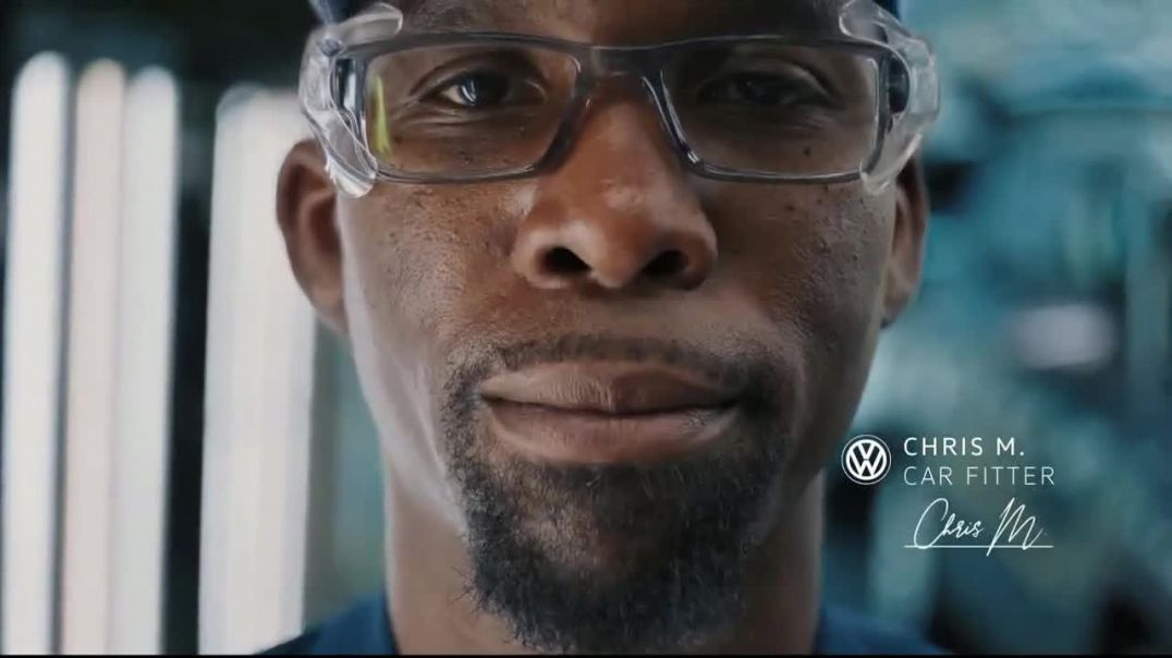 Volkswagen Sign Then Drive Event TV Commercial Ad Chris The People Behind the Car.mp4