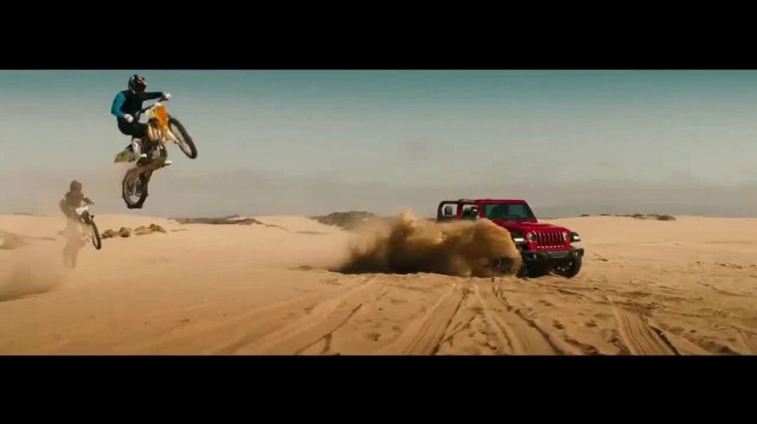 2020 Jeep Gladiator TV Commercial Ad Seats Snow Song by Zayde Wolf.mp4