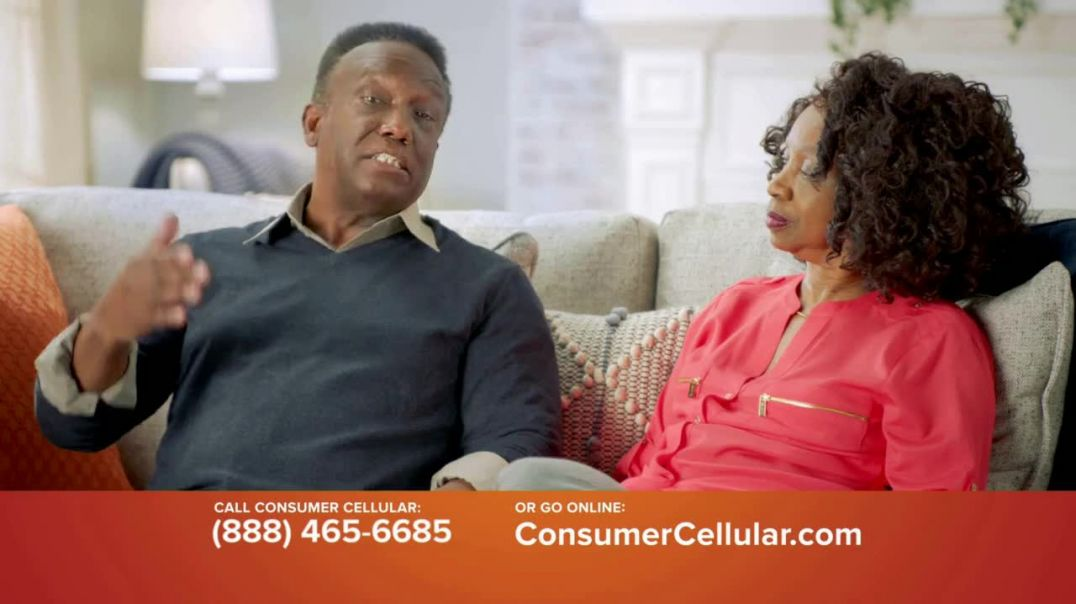 Consumer Cellular TV Commercial Ad Keeping It Real Holiday $25 Credit.mp4