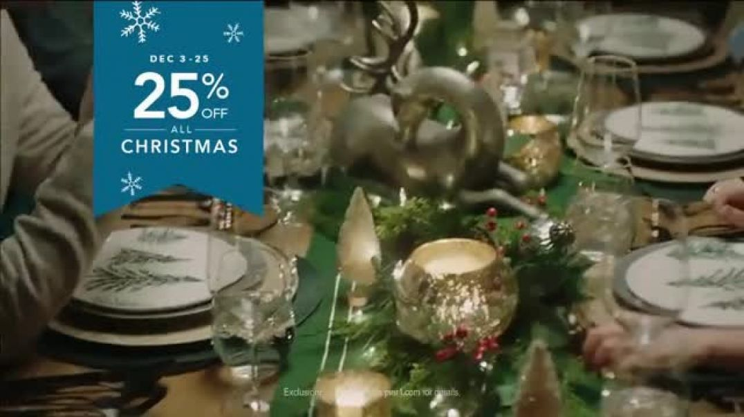 Pier 1 Imports TV Commercial Ad Find the Perfect Gift!.mp4