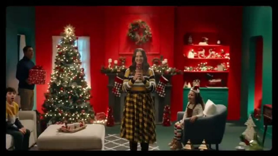 Big Lots TV Commercial Ad Holiday Big PreLit Trees 25 Percent Off.mp4