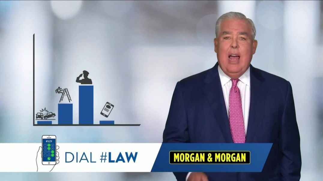 Morgan & Morgan Law Firm TV Commercial Ad Today on Average.mp4