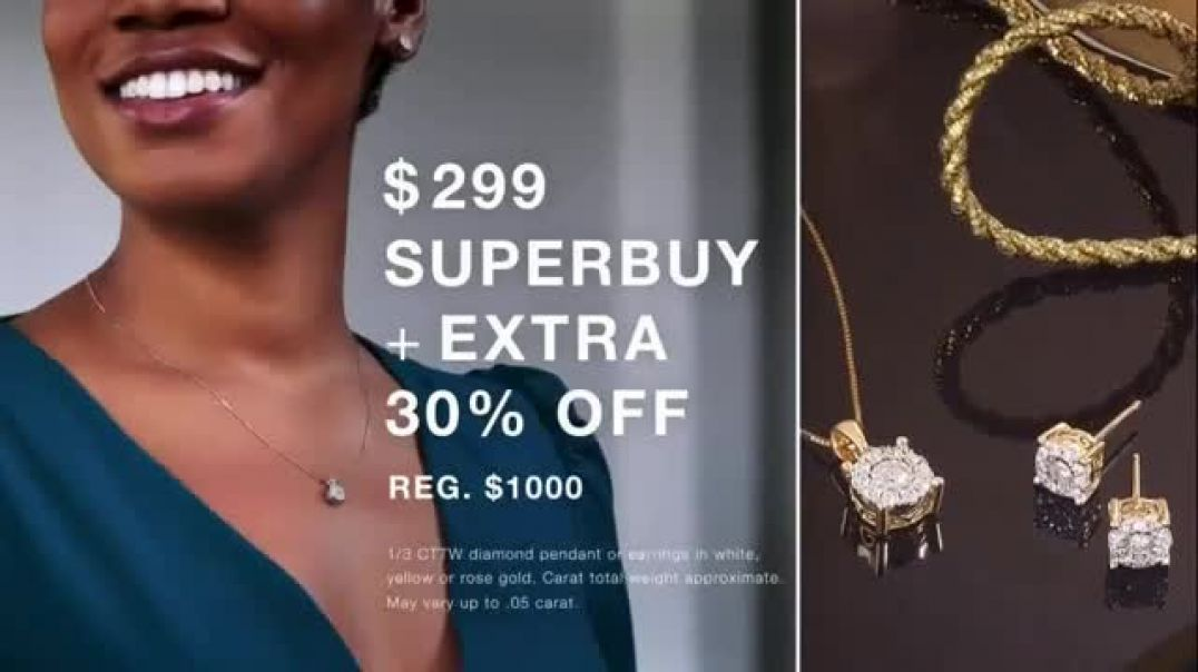 Macys Friends & Family Event TV Commercial Ad Holidays Jewelry.mp4