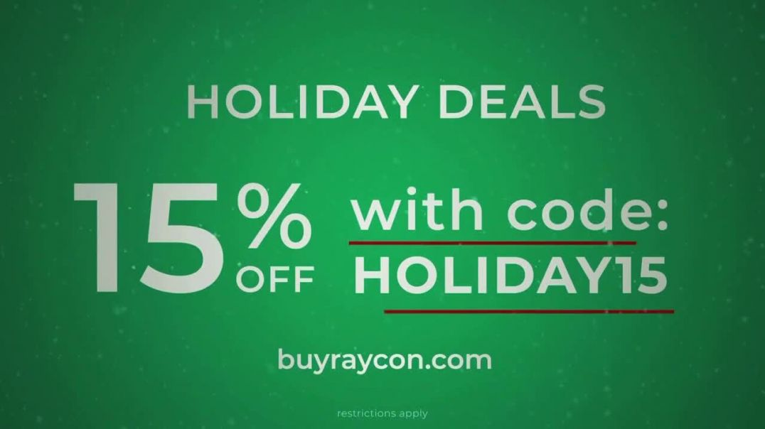 Raycon TV Commercial Ad Holidays Santa Perfect Gift Featuring Ray J.mp4