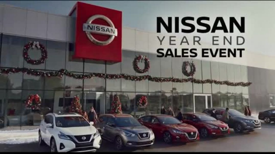Nissan Year End Sales Event TV Commercial Ad Black Friday.mp4