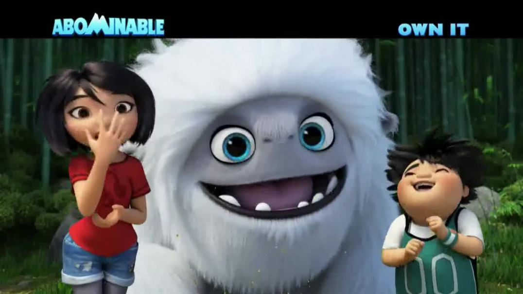 Abominable Home Entertainment TV Spot.mp4