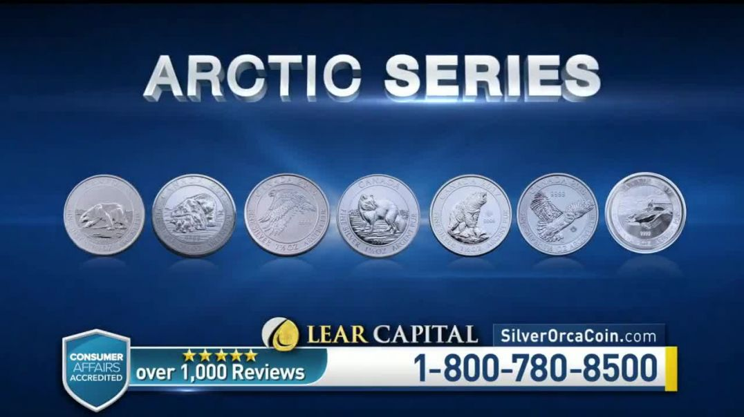 Lear Capital TV Commercial Ad Attention Silver Buyers.mp4