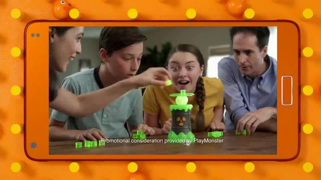 Meltdown TV Commercial Ad Nickelodeon The Buzz.mp4