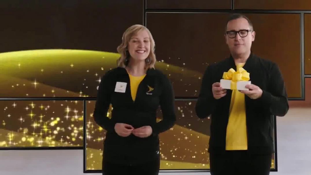 Sprint Unlimited TV Commercial Ad Holidays iPhone 11 for $35 a Month per Line.mp4