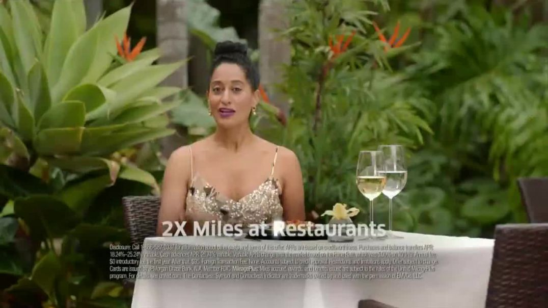 United MileagePlus Explorer Card TV Commercial Ad Travel Feat. Tracee Ellis Ross.mp4