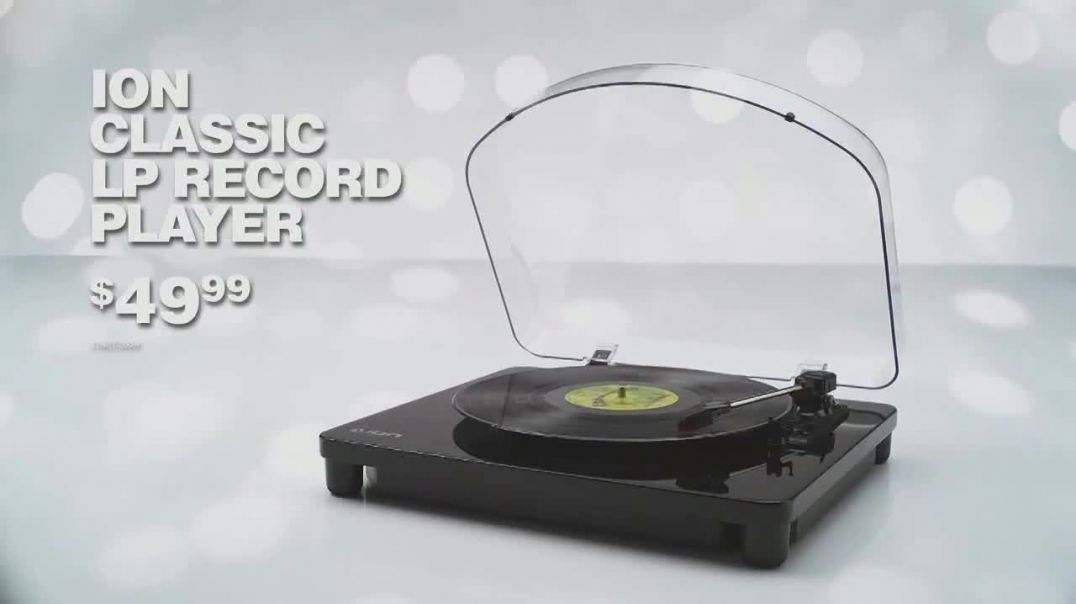 Guitar Center TV Commercial Ad Holidays JBL Monitors and Record Player Song by Lookas.mp4