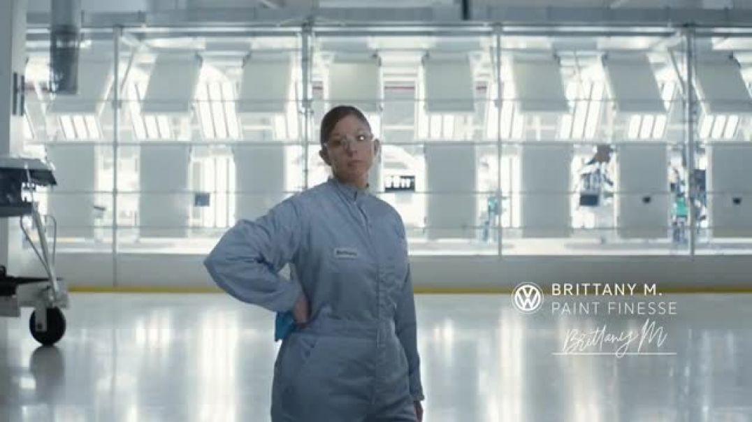 Volkswagen Sign Then Drive Event TV Commercial Ad Brittany The People Behind the Car.mp4