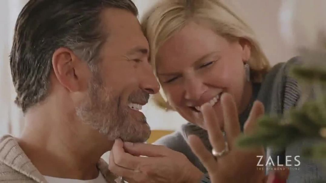 Zales Winter Jewelry Sale TV Commercial Ad Holidays The Diamond in Your Life.mp4