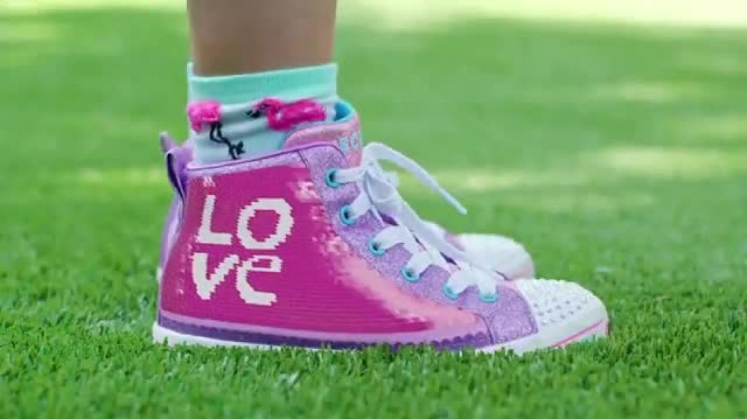 SKECHERS Flip Kicks TV Commercial Ad Two Shoes in One.mp4