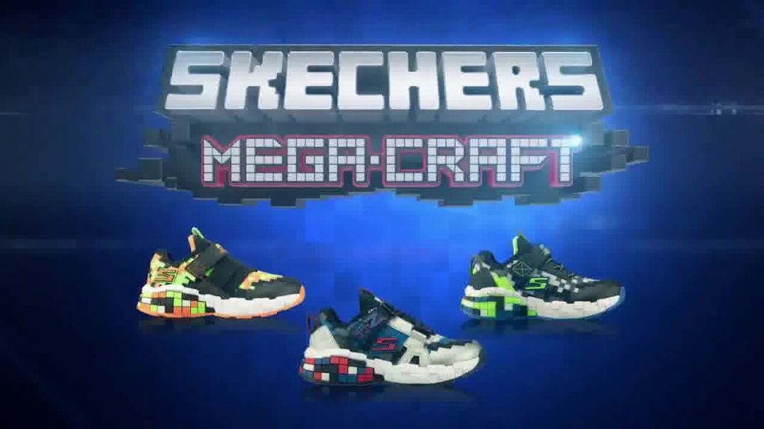 SKECHERS MegaCraft TV Commercial Ad For the Gamers.mp4