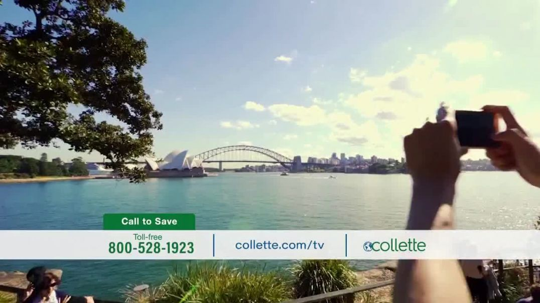 Collette Vacations Black Friday Sale TV Commercial Ad Your Only Job.mp4