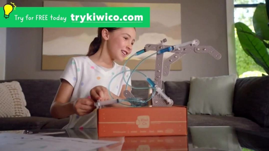 KiwiCo TV Commercial Ad Fun & Convenient Learning.mp4