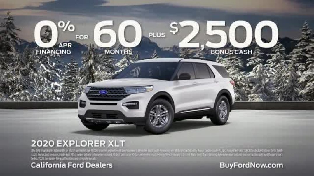 Ford Built for the Holidays Sales Event TV Commercial Ad Completely ReImagined.mp4