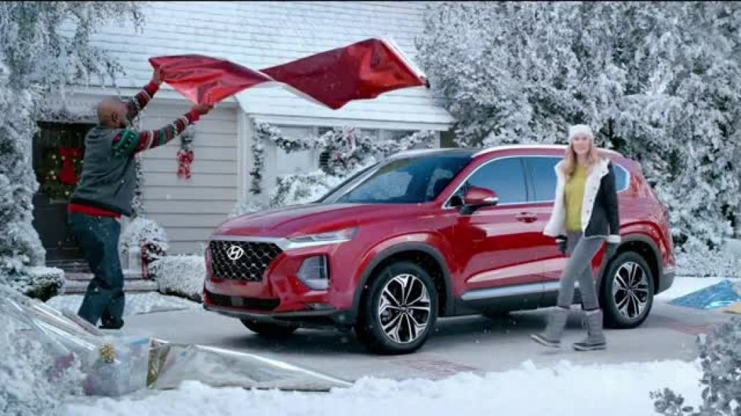 Hyundai Holidays Sales Event TV Commercial Ad Just Around the Corner.mp4