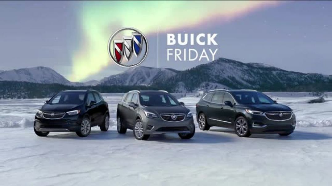 Buick Friday TV Commercial Ad S(You)V Holiday Song by Matt and Kim.mp4