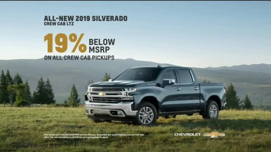 Chevrolet Black Friday Sales Event TV Commercial Ad Lots to Love.mp4