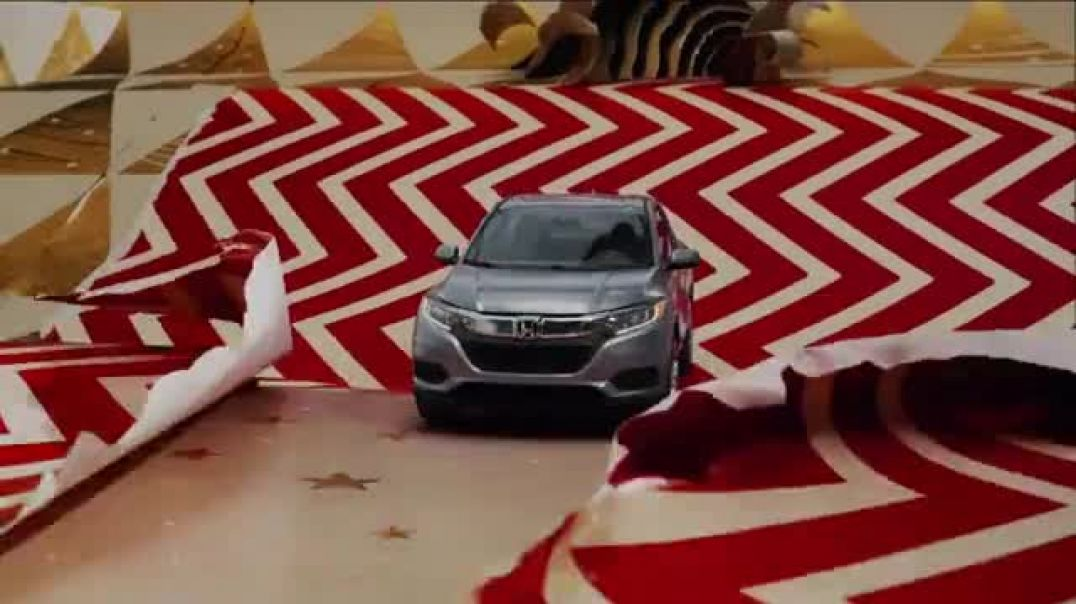 Happy Honda Days TV Commercial Ad Unwrap the Joy SUVs Song by Earth, Wind and Fire.mp4